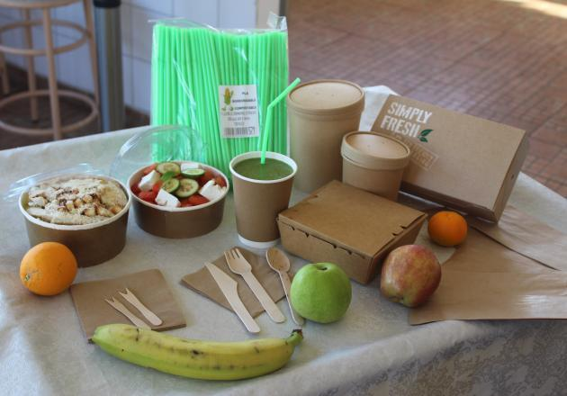 St. Lawrence College Canteen goes GREEN